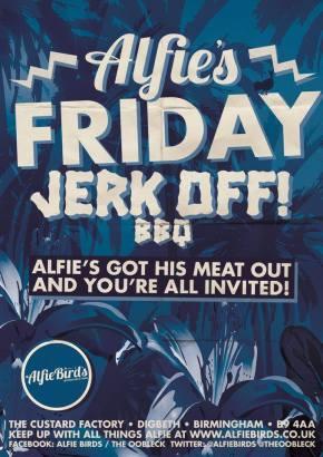 Jerk Off! BBQ