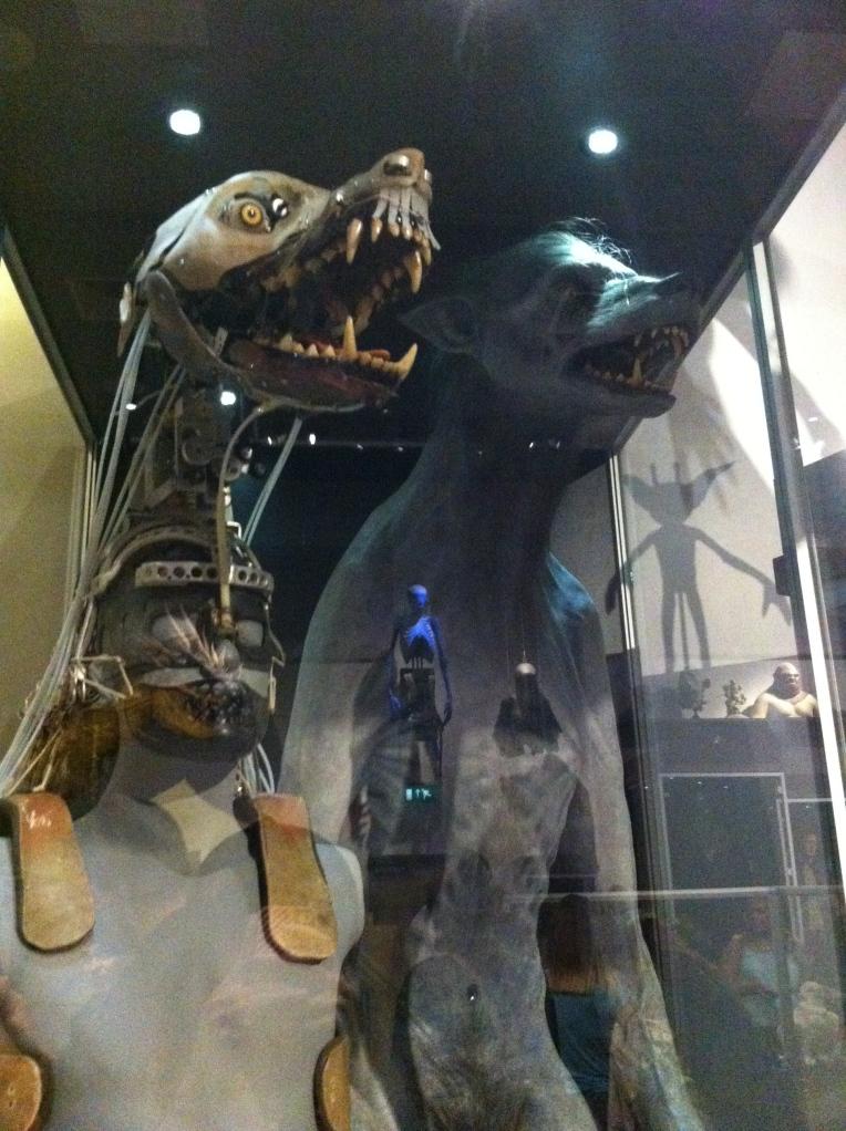 Harry Potter Studio Tour - Werewolves
