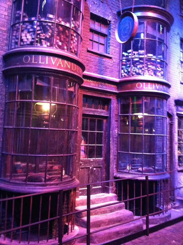 Harry Potter Studio Tour - Diagon Alley