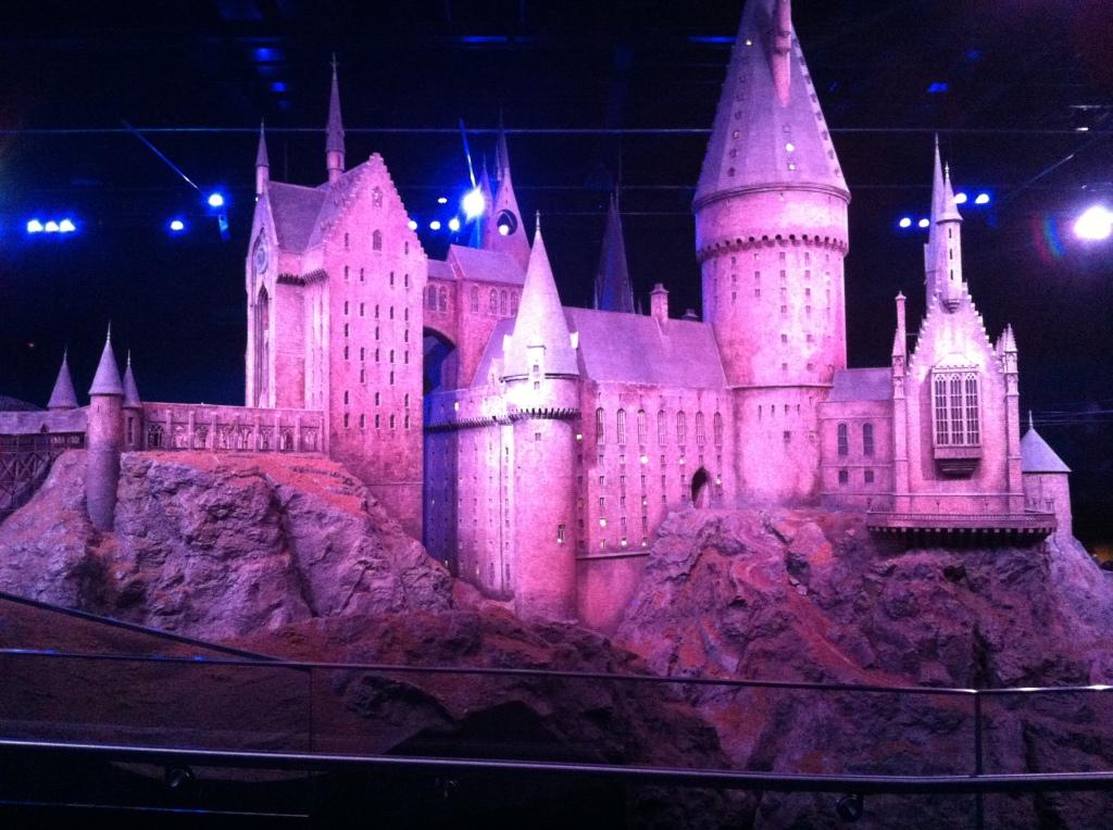 Harry Potter Studio Tour - Hogwarts
