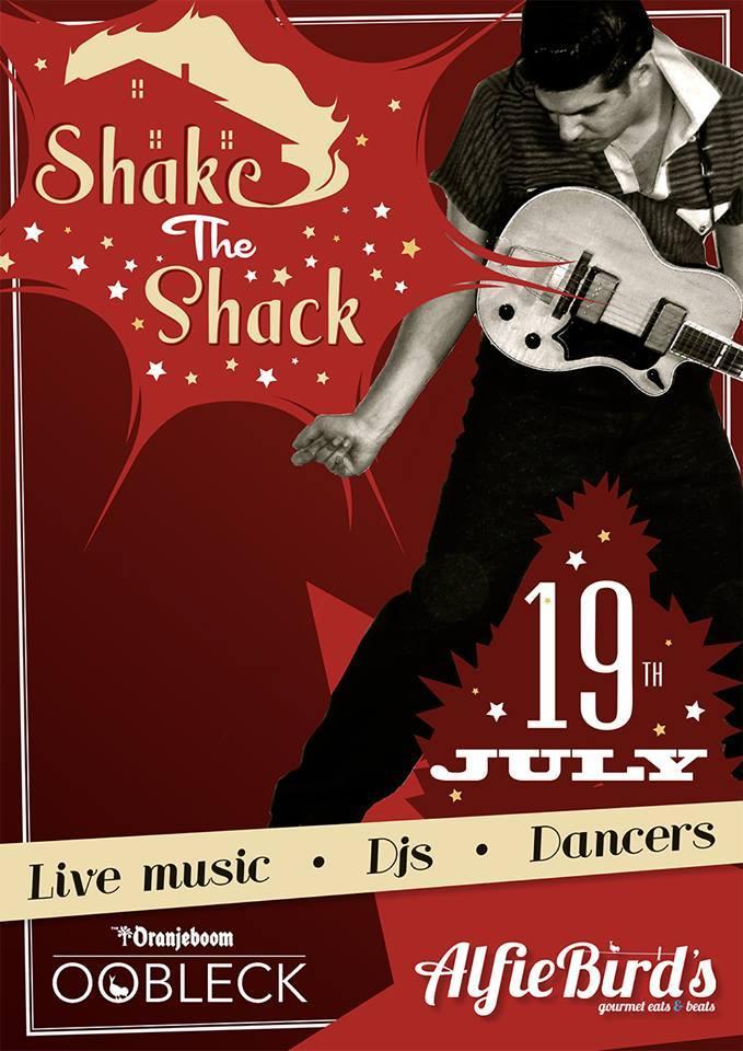 Shake The Shack