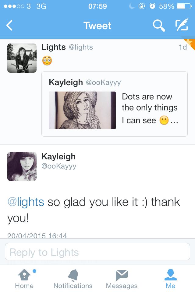 Lights Twitter