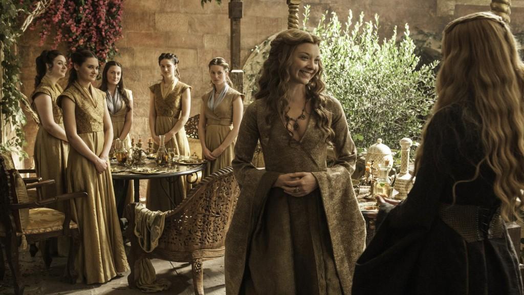 Margery vs Cersei - GOT S5E3